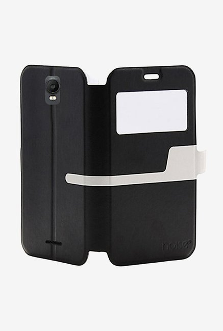 Noise Flip Cover for Huawei Ascend Y336 (Black)