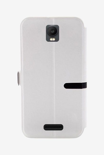 Noise Flip Cover for Huawei Ascend Y336 (White)