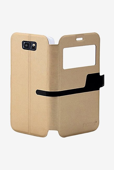 Noise Flip Cover for Huawei Ascend Y625 (Gold)