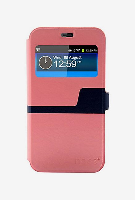 Noise Flip Cover for Huawei Ascend Y625 (Pink)