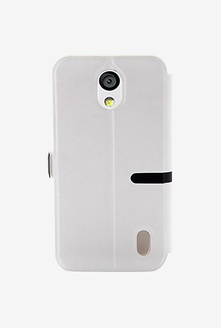 Noise Flip Cover for Huawei Ascend Y625 (White)
