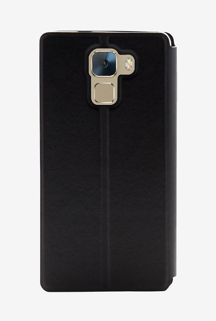 Noise Flip Cover for Huawei Honor 7 (Black)