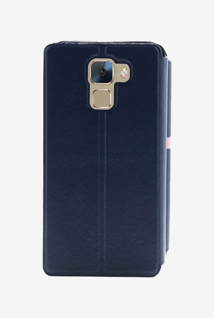 Noise Flip Cover for Huawei Honor 7 (Blue)