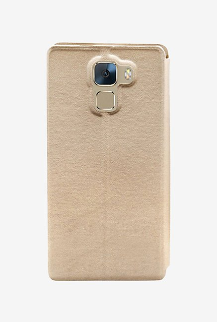 Noise Flip Cover for Huawei Honor 7 (Gold)