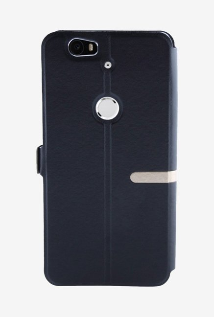 Noise Flip Cover for Huawei Nexus 6P (Black)
