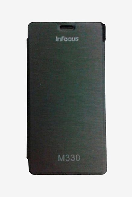 Noise Flip Cover for Infocus M330 (Black)