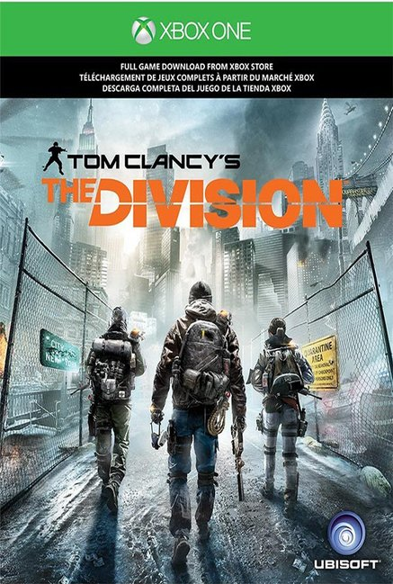 Xbox One 1 TB with Tom Clancy – The Division