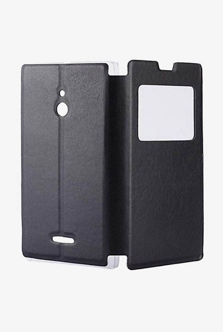Noise Flip Cover for Nokia XL (Black)