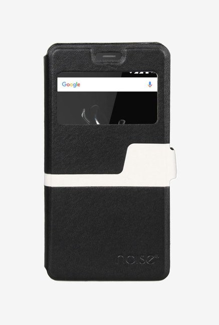 Noise Flip Cover for OnePlus X (Black)