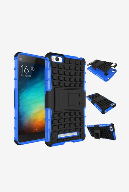 Noise Hybrid Back Case for Xiaomi Mi 4c (Blue)