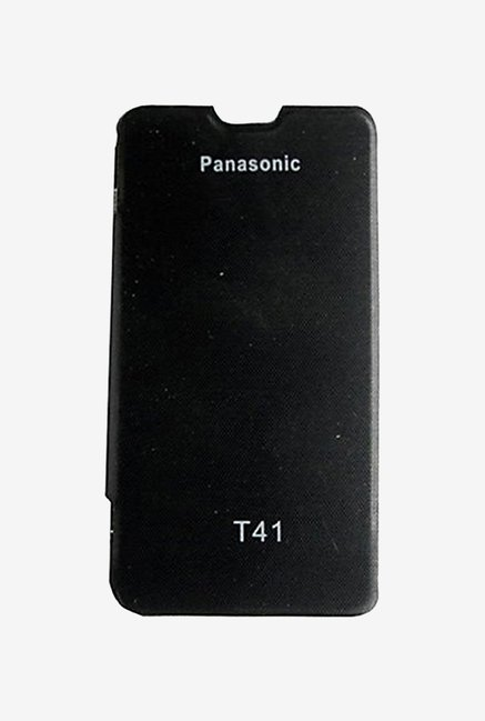 Noise Flip Cover for Panasonic T41 (Black)