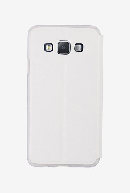 Noise Flip Cover for Samsung Galaxy A5 (White)