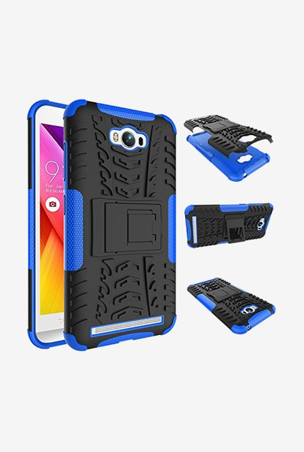 Noise Hybrid Back Case for Asus Zenfone Max (Blue)