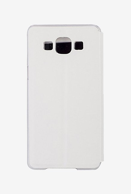 Noise Flip Cover for Samsung Galaxy A7 (White)