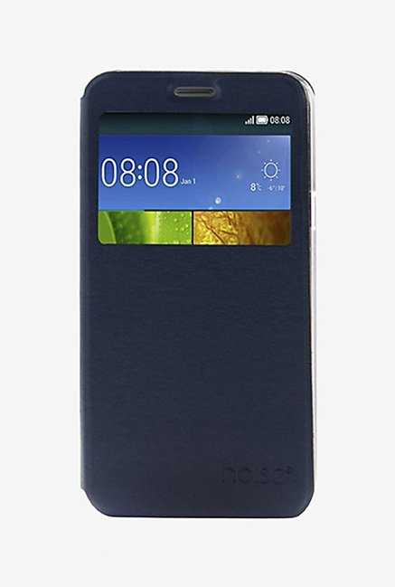Noise Flip Cover for Samsung Galaxy A8 (Blue)