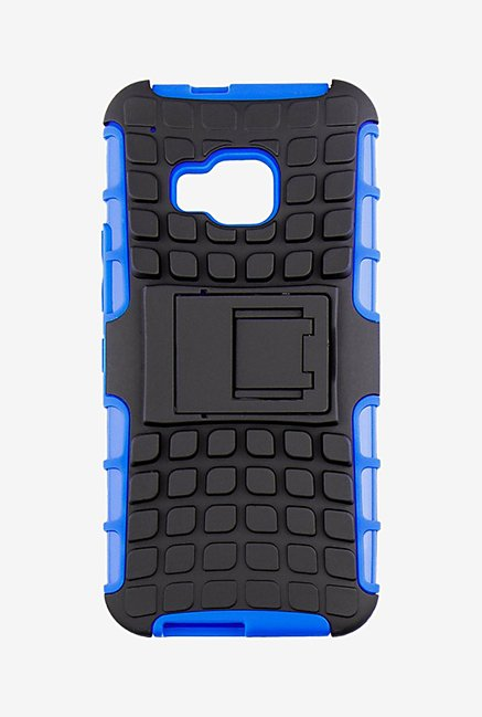 Noise Hybrid Back Case for HTC One M9 (Blue)
