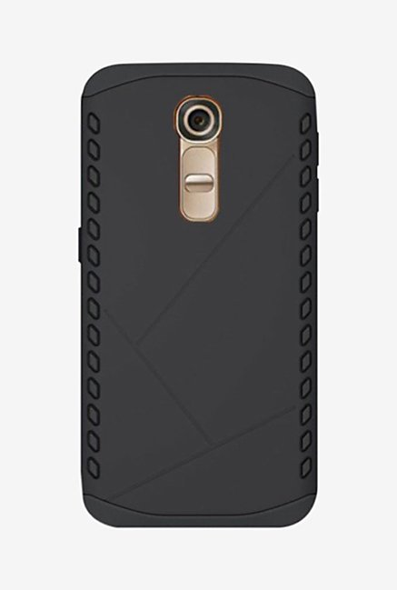 Noise Shield Back Case for LG G4 (Black)