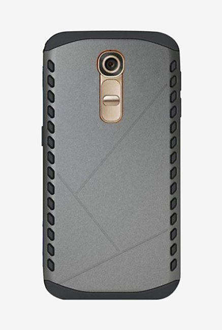 Noise Shield Back Case for LG G4 (Grey)