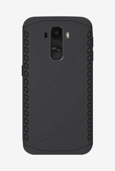 Noise Shield Back Case for LG G4 Stylus (Black)