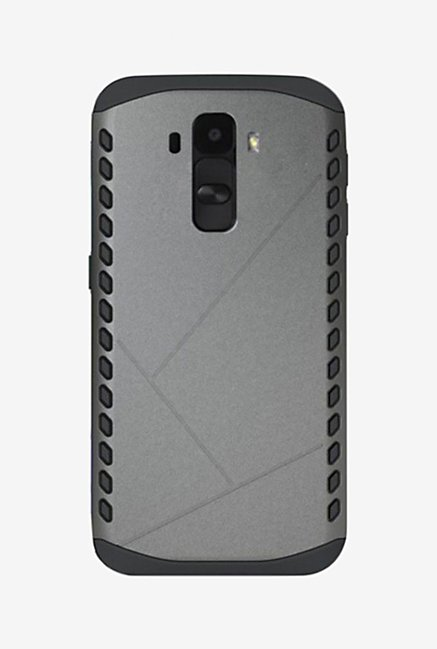 Noise Shield Back Case for LG G4 Stylus (Grey)