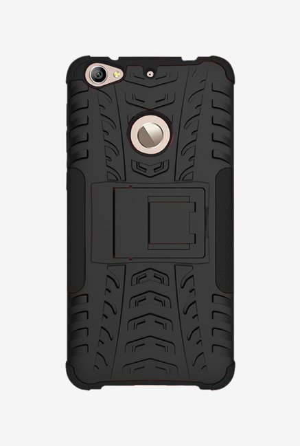 Noise Hybrid Back Case for LeTv Le1s (Black)
