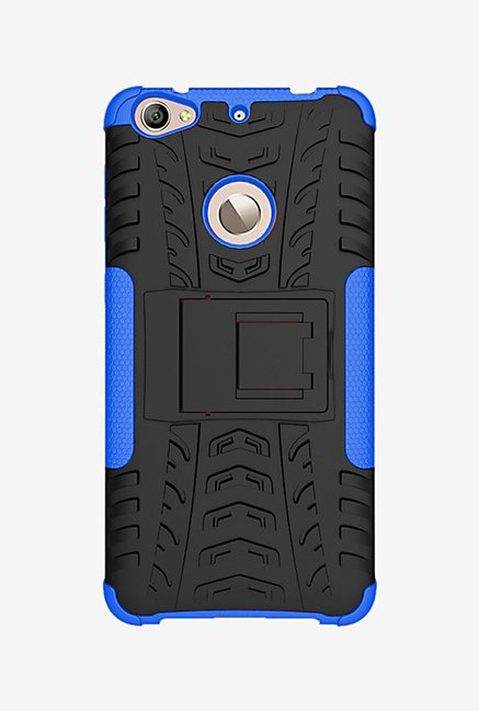 Noise Hybrid Back Case for LeTv Le1s (Blue)