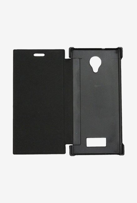 Noise Flip Cover for Karbonn Titanium Dazzle 3 S204 (Black)