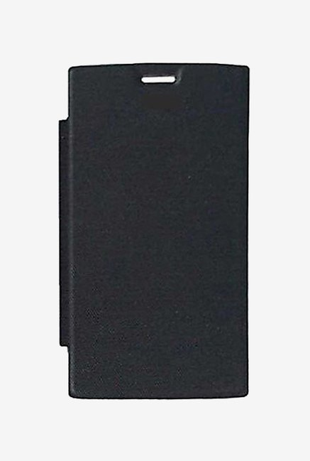 Noise Flip Cover for Karbonn Titanium High 2 S203 (Black)