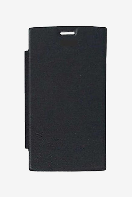 Noise Flip Cover for Karbonn Titanium High S203 (Black)