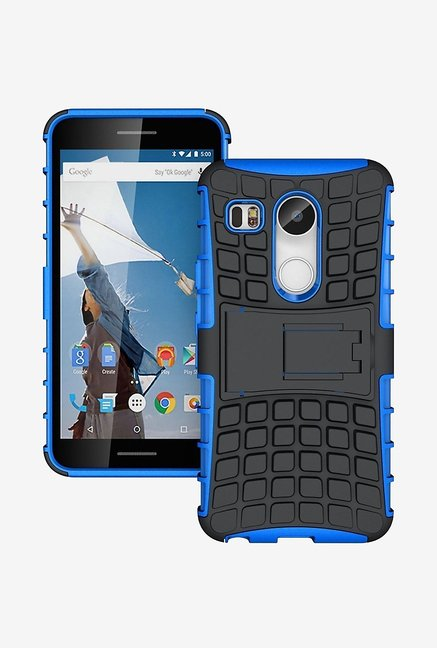 Noise Hybrid Back Case for LG Nexus 5X (Blue)