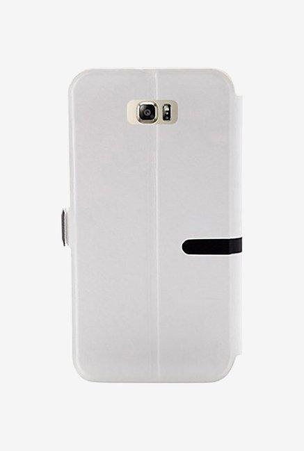 Noise Flip Cover for Samsung Galaxy Note 5 (White)