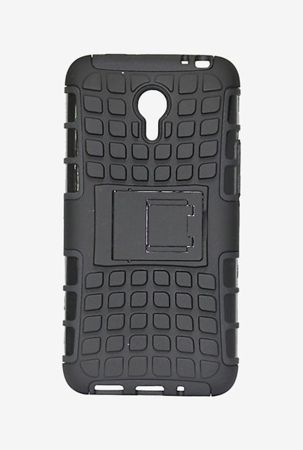 Noise Hybrid Back Case for Meizu M1 Note (Black)