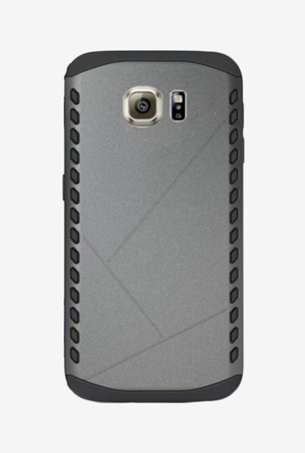 Noise Shield Back Case for Samsung Galaxy S6 Edge (Grey)