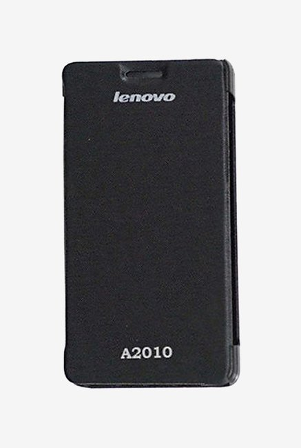 Noise Flip Cover for Lenovo A2010 (Black)