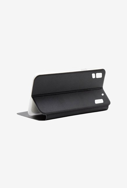 Noise Flip Cover for Lenovo K3 Note (Black)