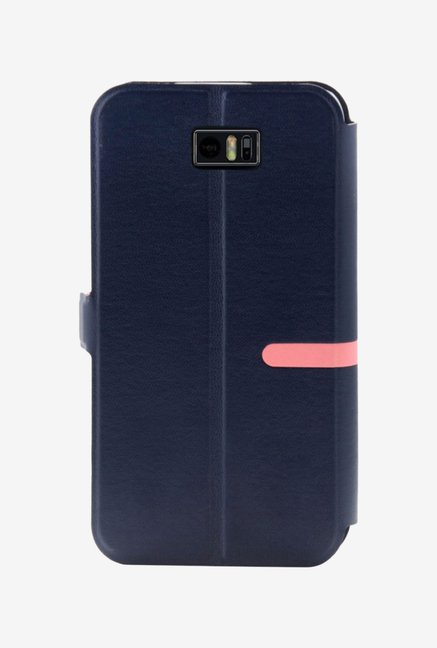 Noise Flip Cover for Samsung Galaxy S7 (Blue)