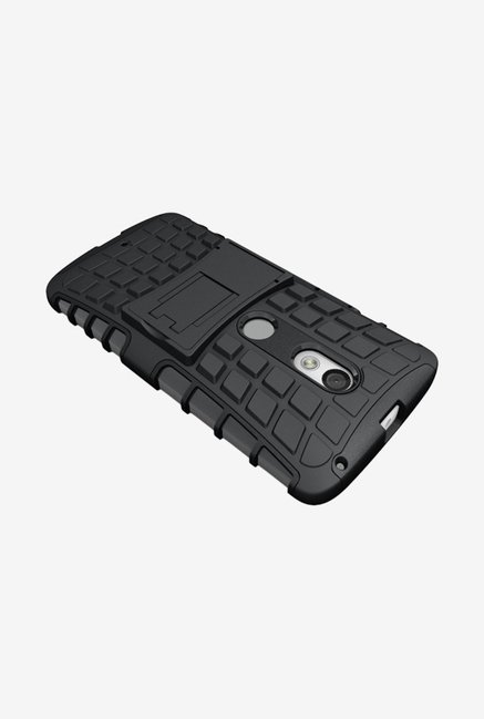 Noise Hybrid Back Case for Motorola Moto X Style (Black)