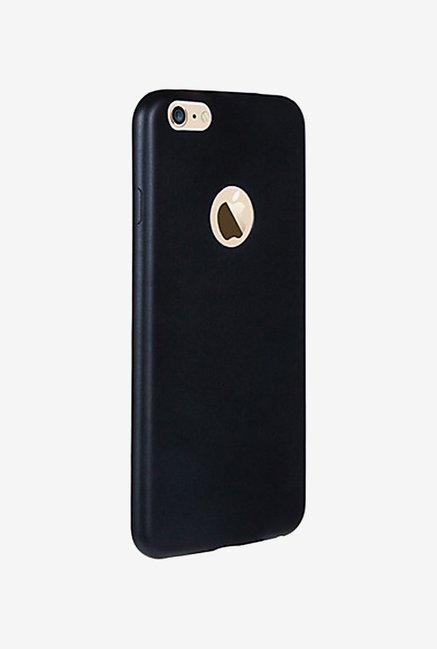 Noise Soft PU Back Case Cover for iPhone 6+ & 6S+ (Black)