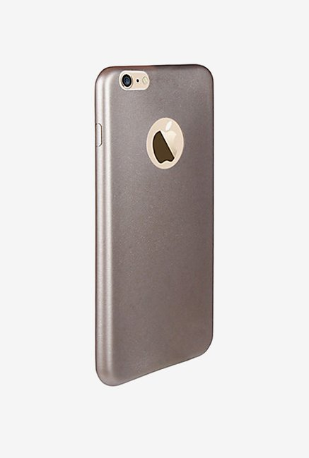 Noise Soft PU Back Case Cover for iPhone 6+ & 6S+ (Gold)