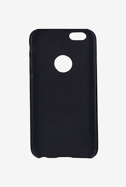 Noise Soft PU Back Case Cover for Iphone 6 & 6S (Black)