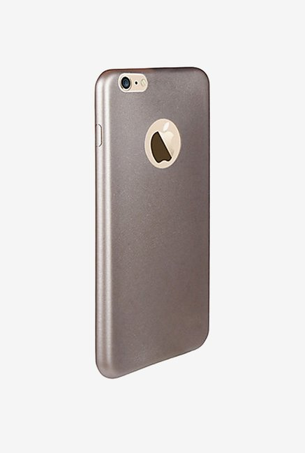 Noise Soft PU Back Case Cover for Iphone 6 & 6S (Gold)