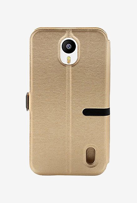 Noise Flip Cover for Meizu M2 Note (Gold)