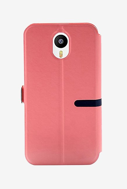 Noise Flip Cover for Meizu M2 Note (Pink)
