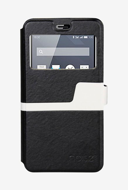 Noise Flip Cover for Meizu M2 Note (Black)
