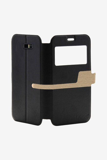 Noise Flip Cover for Samsunga Galaxya S7 (Black)