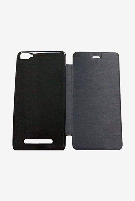 Noise Flip Cover for Xiaomi Mi 4i (Black)