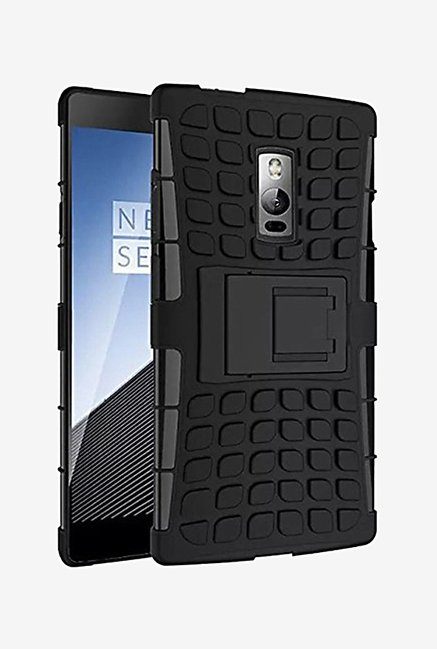 Noise Hybrid Back Case for OnePlus 2 (Black)