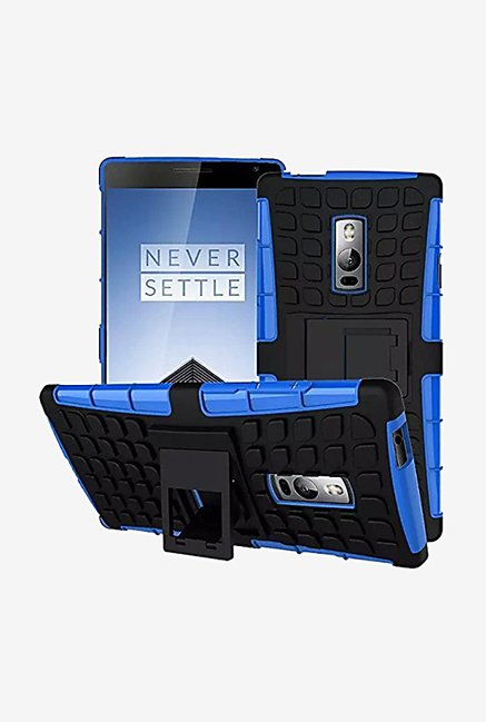Noise Hybrid Back Case for OnePlus 2 (Blue)