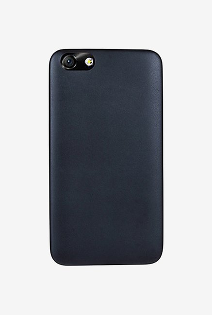 Noise Soft PU Back Case Cover for Huawei Honor 4X (Black)