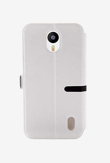 Noise Flip Cover for Meizu M2 Note (White)